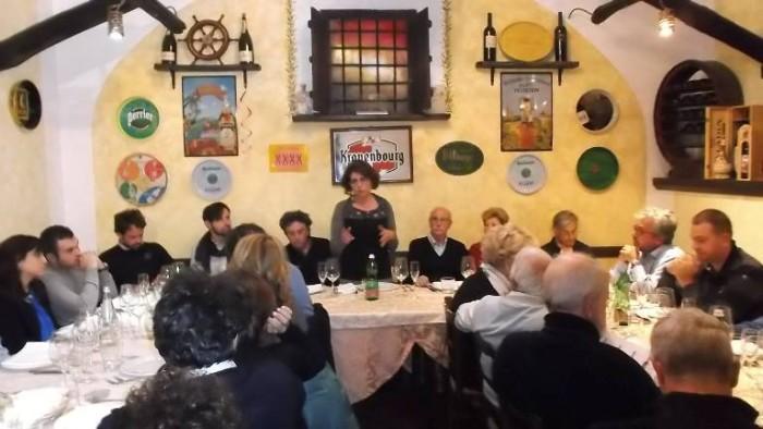 Le Macine, Paola De Conciliis