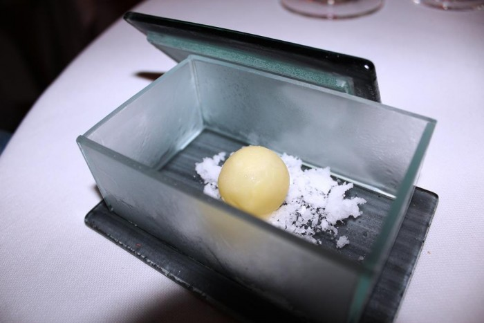 Rossellinis, bon bon al limoncello