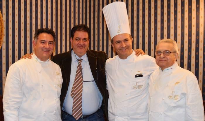 Sal De Riso, Luciano Pignataro, Alfonso Pepe, Achille Zoia