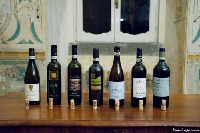 Sette Fiano di Avellino 2013 a Frascati con Ais Castelli Romani, i vini