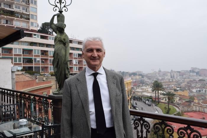 Stanislao Porzio, organizzatore di Re Panettone