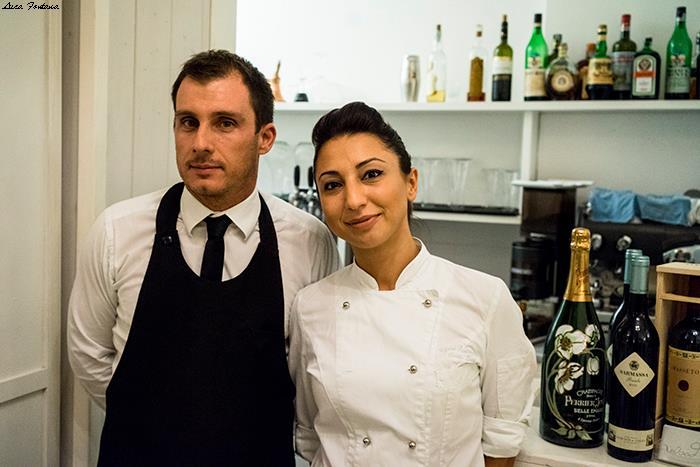 Wood, Lara Casta e Andrea Bacchi