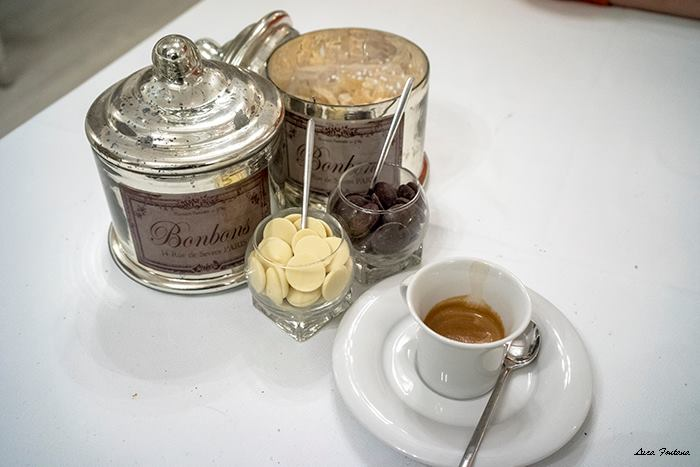 Wood, caffè