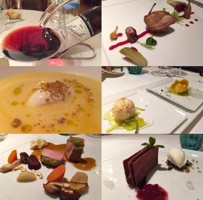 Zur Rose, i piatti