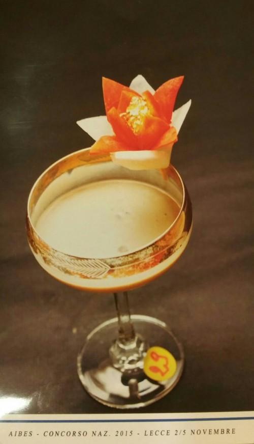 il cocktail di Rita Russo