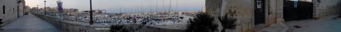 il porto turistico Bisceglie