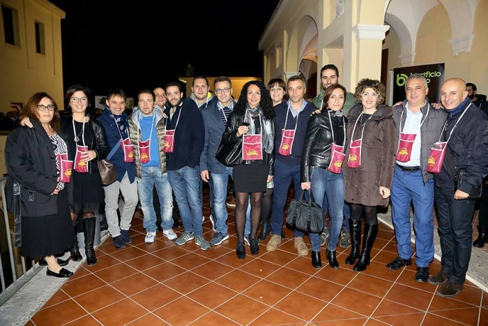 la Festa in Condotta di Slow Food dell'Agro Nocerino Sarnese, gli ospiti