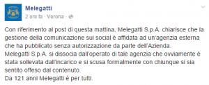Le scuse Melegatti