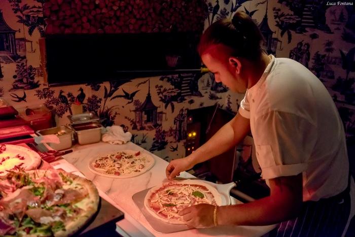 208 Duecentoeotto, il pizzaiolo