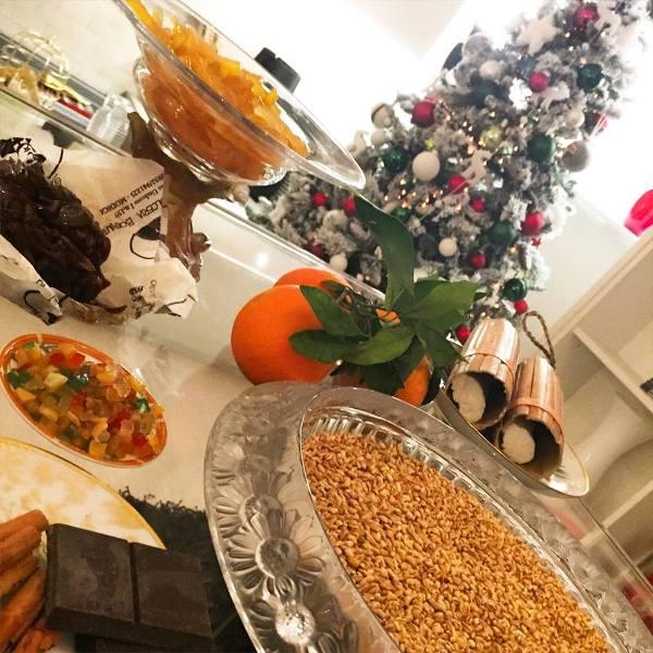'A Cuccìa ri Santa Lucia, gli ingredienti