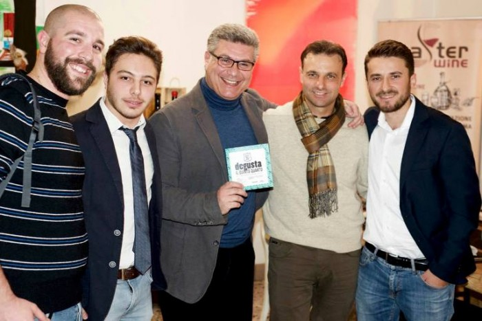 Alfredo Marino, Vincenzo Peretti, Luigi Savino, Rosario Scorziello