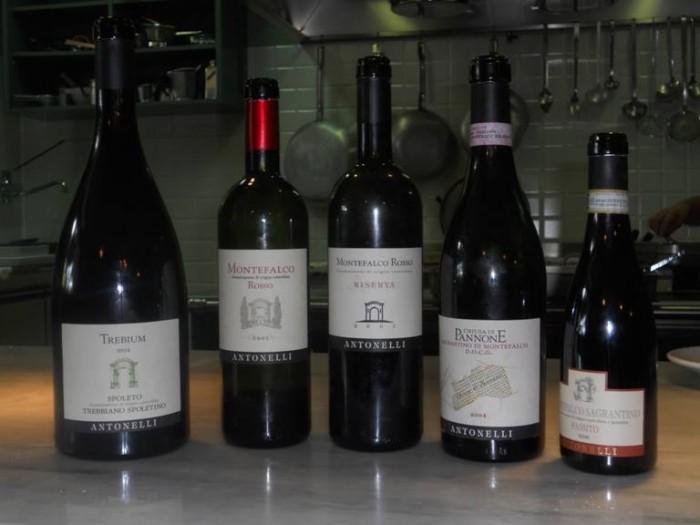 Antonelli San Marco, i vini