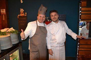 Antonio De Stasio con Roberto Susta