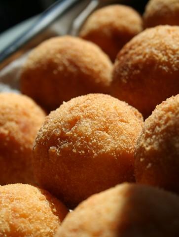 Arancine siciliane, foto di Teresa De Masi