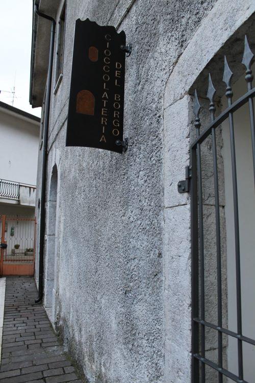 Bar Pasticceria Castello, l'insegna