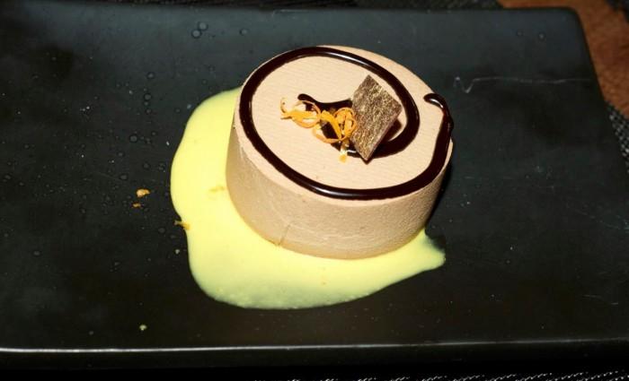 Bavarese Mandarino e Cioccolato a cura di Nino Salvati