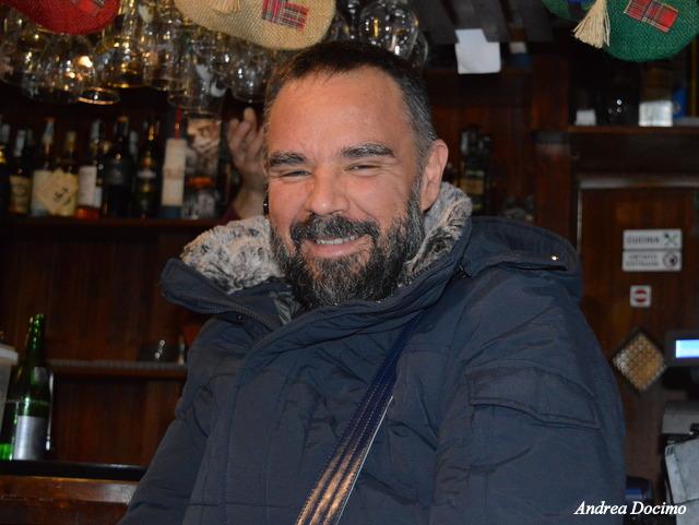 Birra&Baccalà. Simone Della Porta, mastro birraio del Birrificio Il Chiostro.