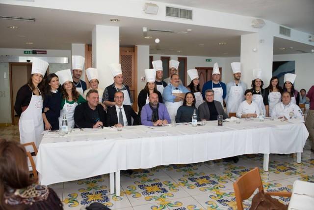 """Concorso gastronomico """"Ezio Falcone"""", chef e giuria"""
