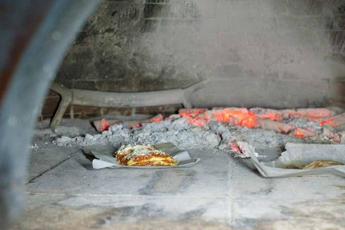 CucinAtipica Osteria Creativa, le lasagnette al forno