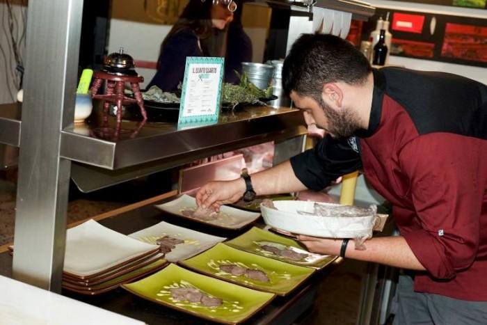 Cucina Settantuno, Giovanni Carrara