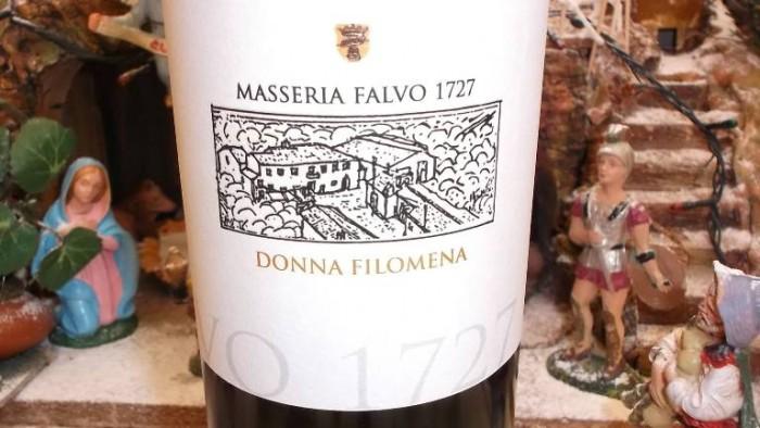 Donna Filomena Terre di Cosenza Doc  2013 Masseria Falvo