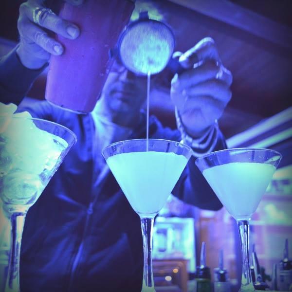 Entromare - Entroterra, il Barman  Michele Cataneo