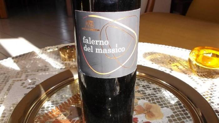 Falerno del Massico Rosso Doc 2009 Masseria Felicia