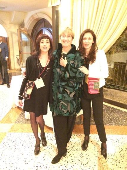 Francesca Maroni e il suo team