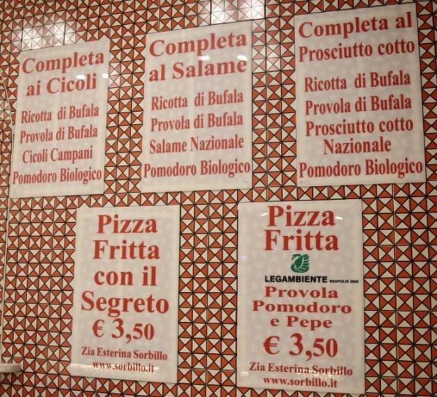 Gino Sorbillo al vomero, le pizze
