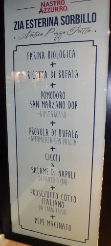Gino Sorbillo, gli ingredienti