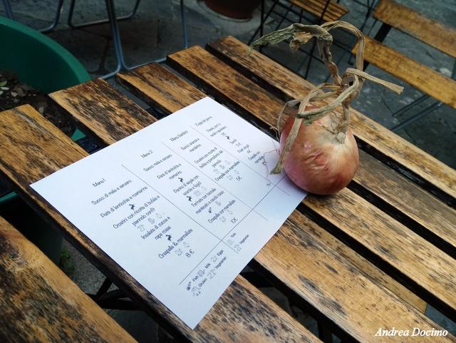 Il menu di Raph Regan e Michele Cardarilli al Centro di Alimentazione Consapevole.