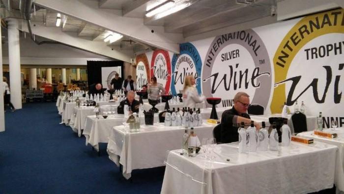 International Wine Challenge 2016, chairmen a lavoro