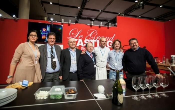 LSDM Parigi 2015, Barbara Guerra, Luciano Pignataro, Albert Sapere, Enzo Vizzari, Giovanni Passerini, Giuseppe Di Martino