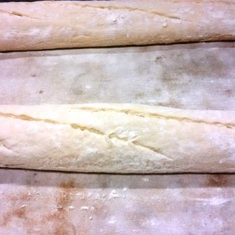 Le Carré Français, baguette con taglio