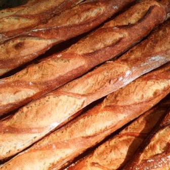 Le Carré Français, baguette