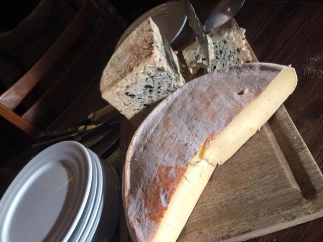 Le Louvre Ripaille, i formaggi