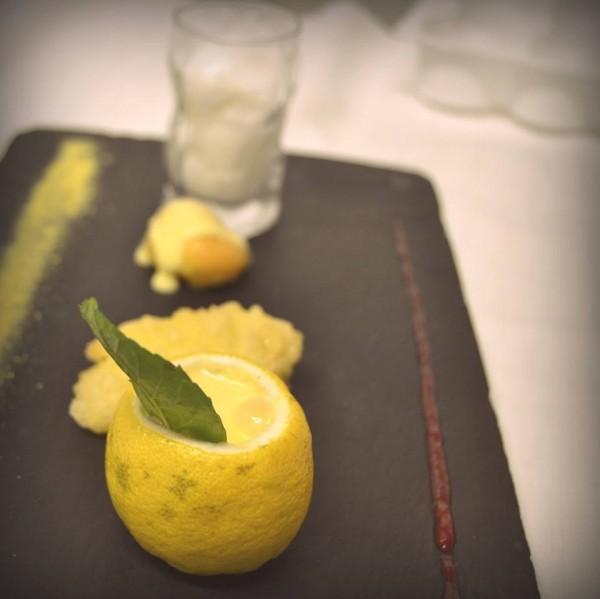 Leonardo Vescera, Omaggio al limone femminiello del Gargano