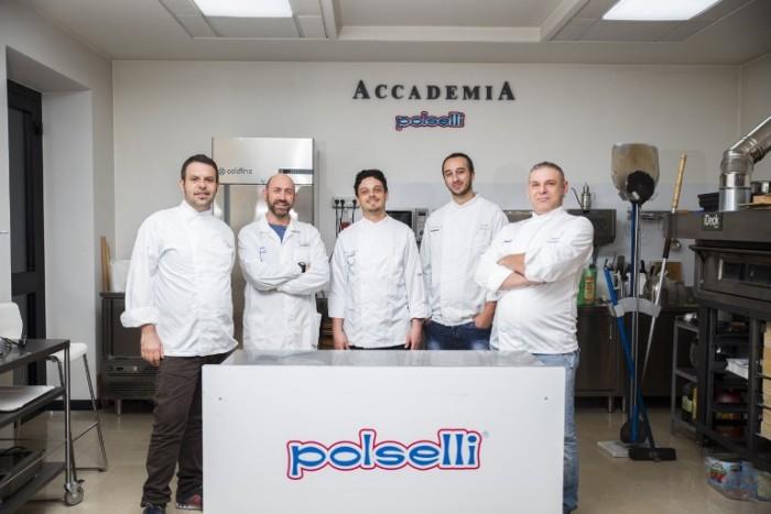 Molino Polselli Spa. I maestri dell'Accademia
