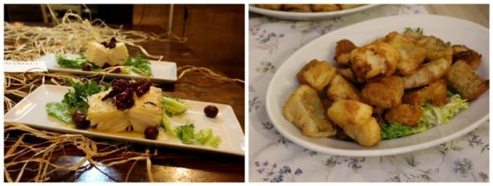 """Osteria del Baccalà a Frosinone, baccalà in triplo """"Mussillo"""" alla carrettiera – in versione fritto"""