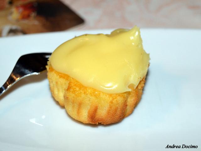 Ottavonano. Muffin al limone.