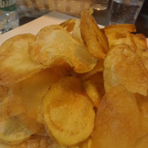 Pan Gurmè, le chips