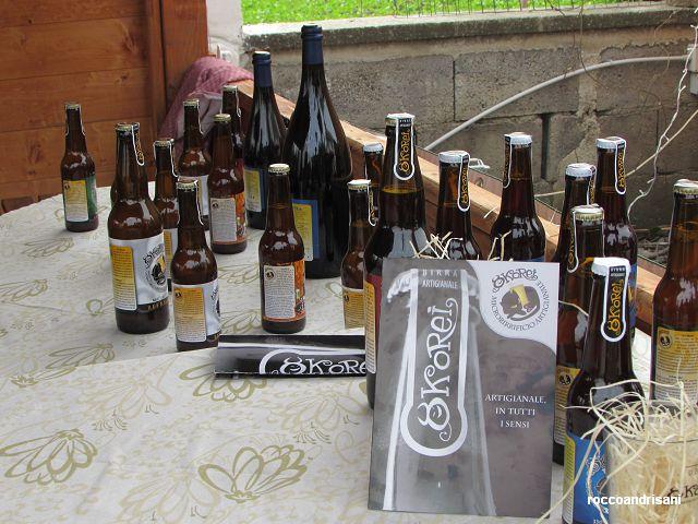 Panificio Santa Lucia. Birre Artigianali Okorei
