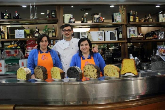 Pasticceria Vignola, lo staff