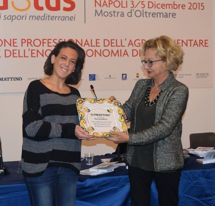 Premio per l'accoglienza più bella a Faby Scarica