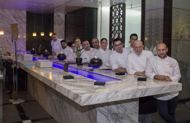 Rome Hotel_Cena Figli delle stelle_chef_6