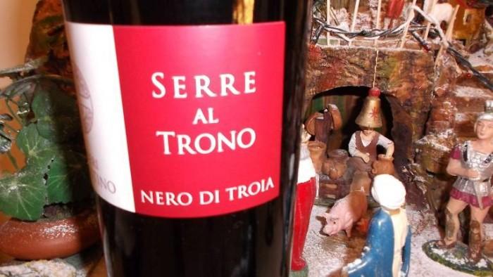 Serre al Trono Nero di Troia Murgia Rosso Igp 2013 Botromagno