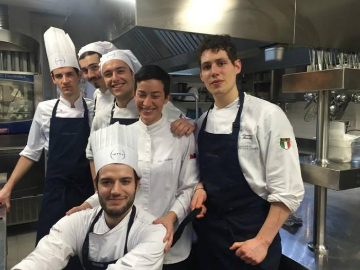 Spazio di Niko Romito, gli chef