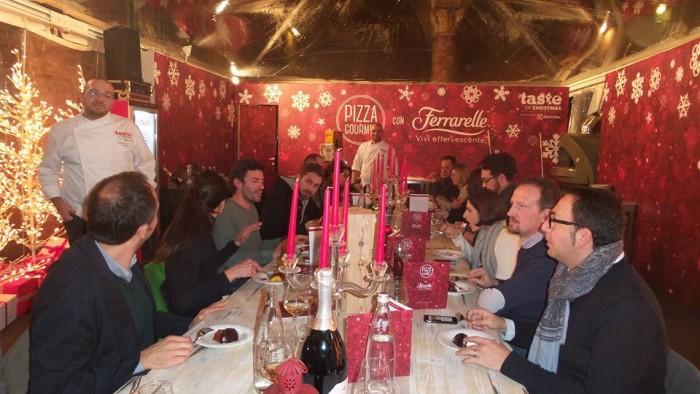 Taste of Christmas Bologna con Agostino Iacobucci e Giuseppe Pignalosa