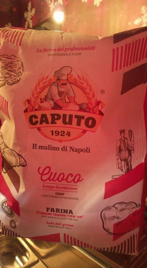 Taste of Christmas Bologna, la farina Caputo