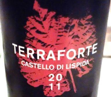 Terraforte 2011 Castello di Lispida
